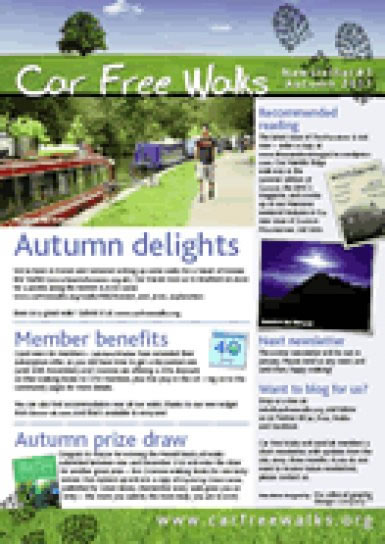 Car Free Newsletter Autumn 2011