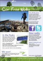Car Free Newsletter Spring