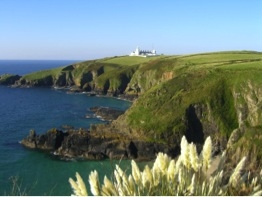 Lizard Point from Housel Bay